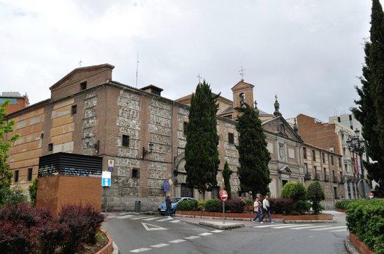 Monasterio de las Descalzas Reales : Esterno