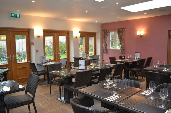 The Station Hotel: The Garden Room