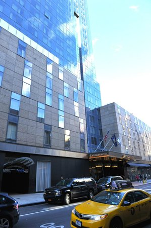 InterContinental New York Times Square : The hotel