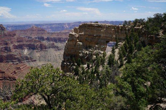Grand Canyon Lodge - North Rim: Angels Window
