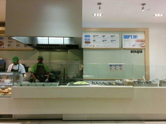 Fresh and Co.: Soup Bar