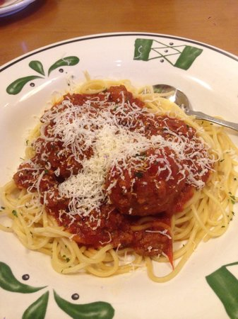 Me encanta tiramisu picture of olive garden wayne - Olive garden spaghetti and meatballs ...