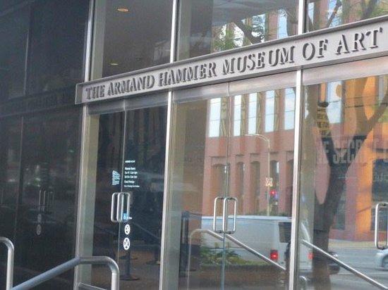 Hammer Museum: 入口