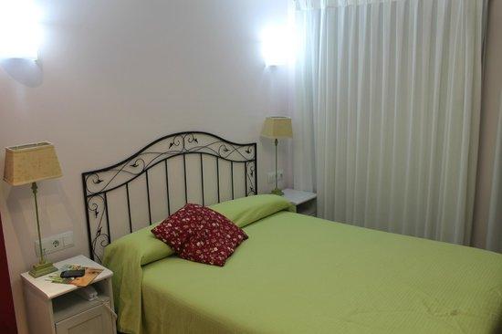 Hotel Valdelinares : Habitación.