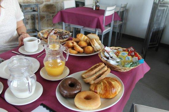 Hotel Valdelinares : Maravilloso desayuno (y se puede repetir!!)