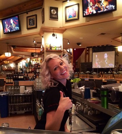 Hard Rock Cafe: Thanks Kristen :-)
