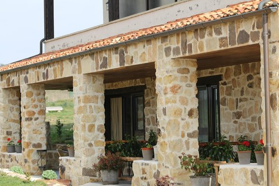 Hotel Valdelinares : Vista del exterior.