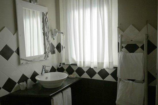 Hotel Borgo Pantano : Bathroom