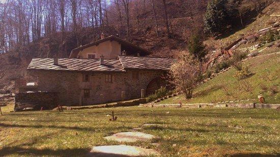 Coassolo Torinese, Italien: parco del mulino
