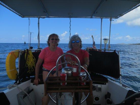 Bilinda Charters: Most Pleasant Capt. Dee
