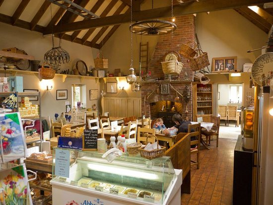 Cafe Interior Is Inviting And Fascinating Picture Of Abbey Parks Farm Shop Boston Tripadvisor