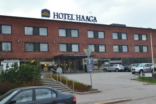 BEST WESTERN PLUS Hotel Haaga: отель