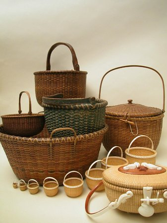 Nantucket Lightship Basket Museum: A Collection of Historic and Contemporary Lightship Baskets