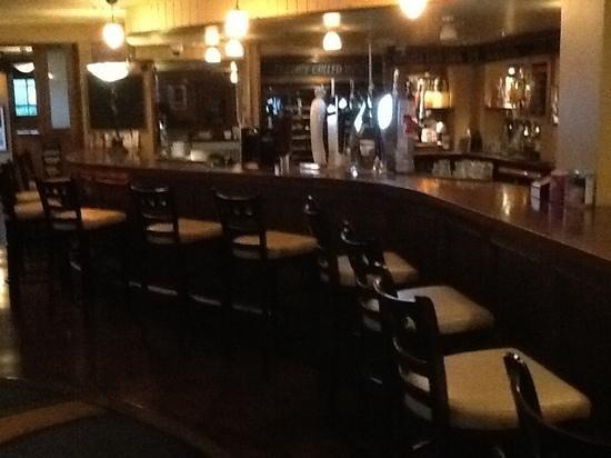 Seaview Hotel: bar