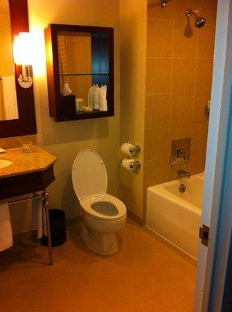 Grand Hyatt Washington: bathroom