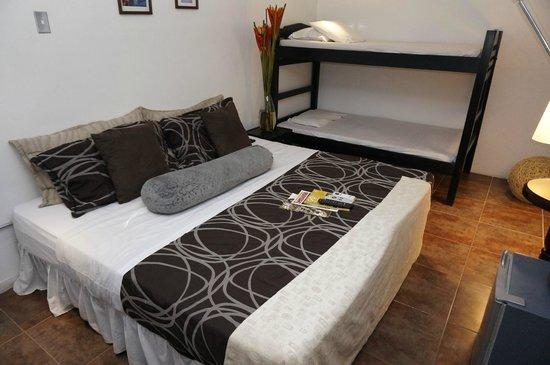 Hotel Boutique Makondo: Habitacion Doble Superior 1 Cama Doble y Camarote