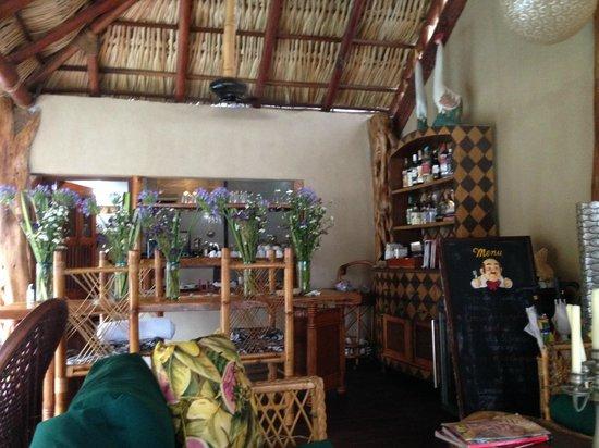 Hotel Casa Aamori: Restaurante