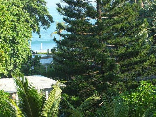 Bali Garden Beach Resort : vu de notre chambre