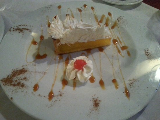 Braganca Mar : Lemon pie