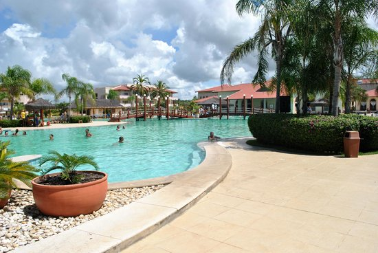 Grand Palladium Imbassai Resort & Spa: La pileta