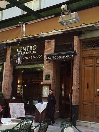 Centro de Granada: ristorante