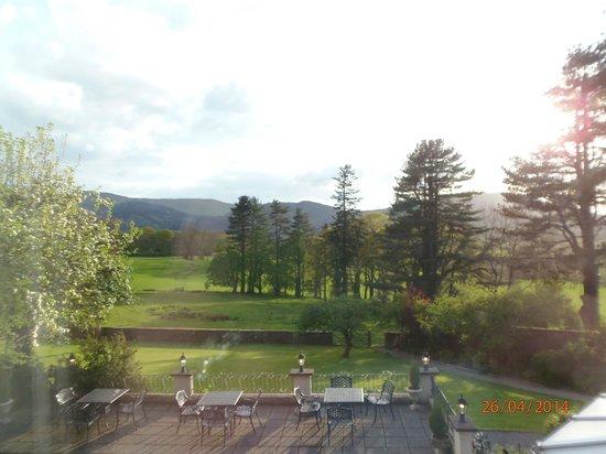 Ravenstone Lodge Hotel: grounds