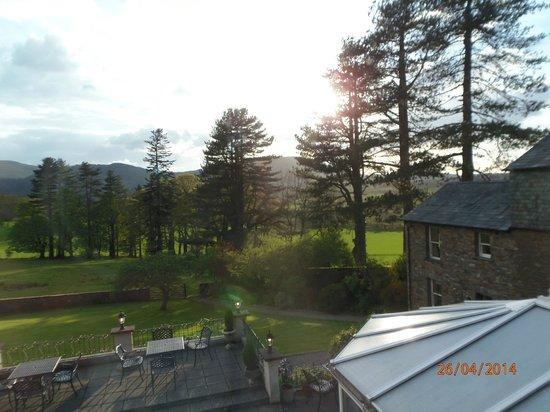 Ravenstone Lodge Hotel: view