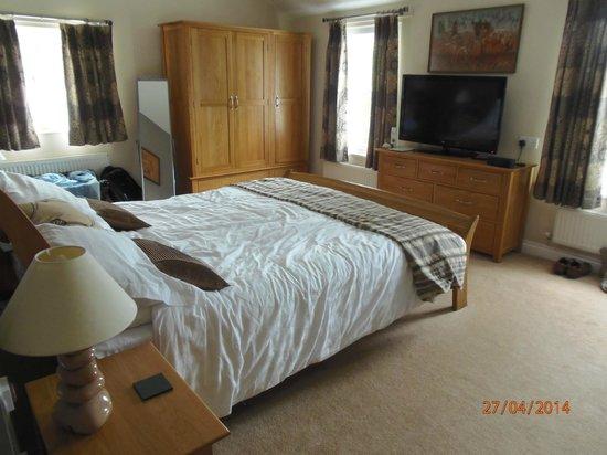 Ravenstone Lodge Hotel: bedroom