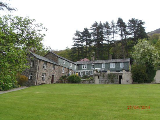 Ravenstone Lodge Hotel : hotel