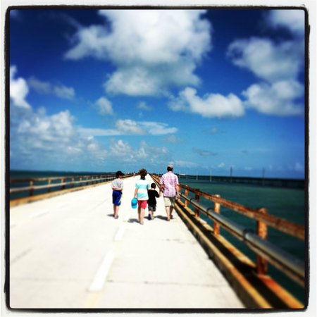 Pigeon Key Bridge Marathon,FL