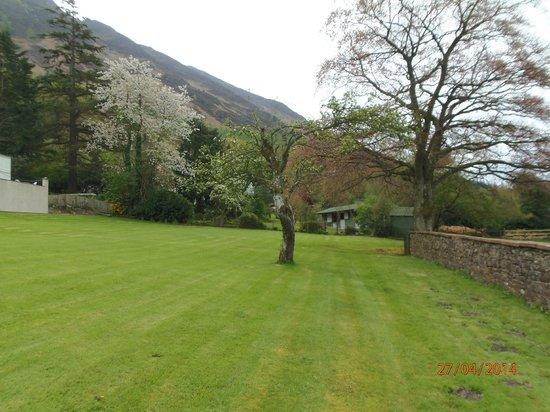 Ravenstone Lodge Hotel : grounds