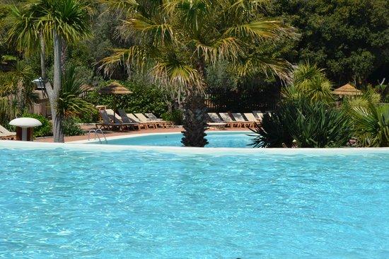 Pertamina Village - U Farniente: piscine chauffante
