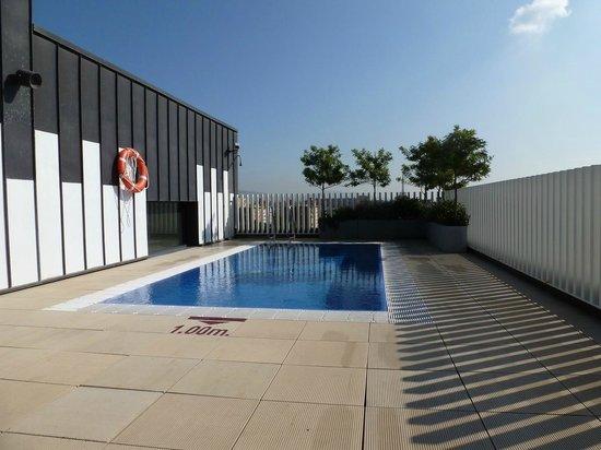 Vincci Bit: La piscine sur le toit