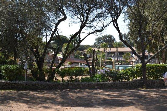 Pertamina Village - U Farniente: le restaurants