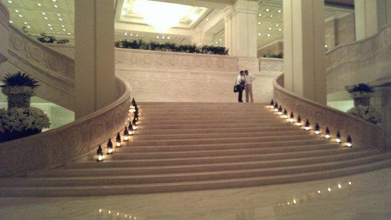 ITC Grand Chola, Chennai: Inside the lobby