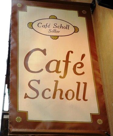 Café Scholl : Nettes ruhiges Café