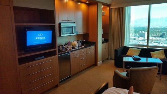 Trump International Hotel Las Vegas: our room