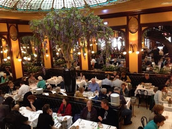 Brasserie Bofinger : the main salon