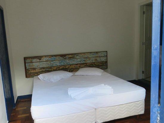 Hostel 300: Die Zimmer - einfach aber sehr sauber und geschmackvoll