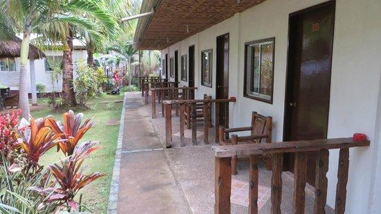 Paragayo Resort: Chambres accueillantes