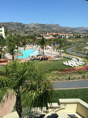 Terranea Resort : Pool area