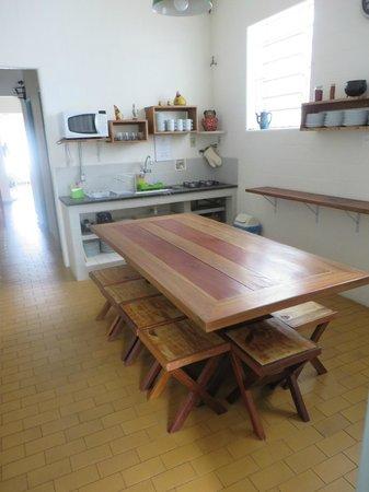 Hostel 300: Die Küche - ein wichtiger Treffpunkt