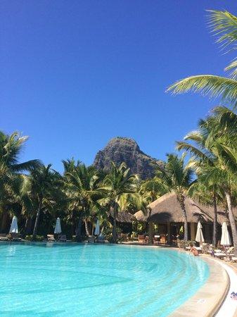 Paradis Beachcomber Golf Resort & Spa: Swimming pool