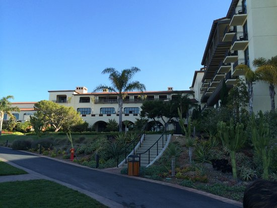 Terranea Resort : Hotel grounds