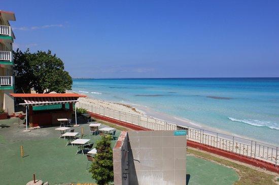 Hotel Horizontes Herradura: Вид из моего окна