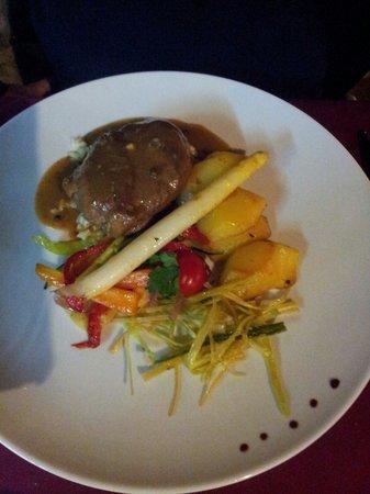 Konoba Toranj: Fillet steak. Succulent.