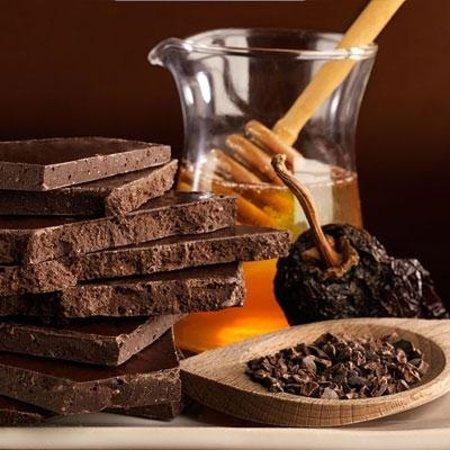 Dr. Sue's Chocolate: Roasted CoCoa Nib Chocolate Bark