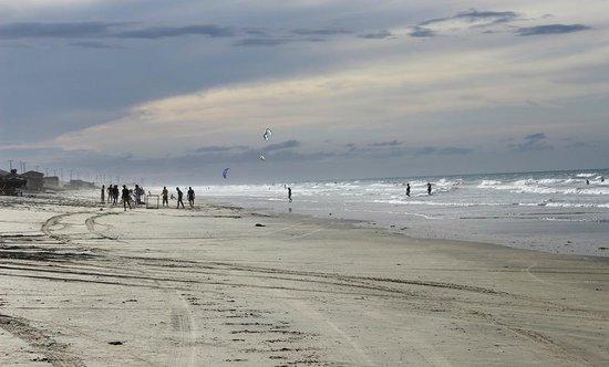 Praia de Baixa Grande, Areia Branca-RN em 01/05/2014 - Foto: Carlos Júnior