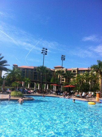 Wyndham Bonnet Creek Resort: resort view