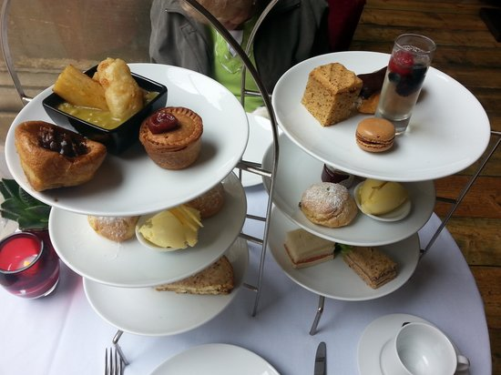 Opus One - Manchester: Traditional & Gentlemens Afternoon Tea